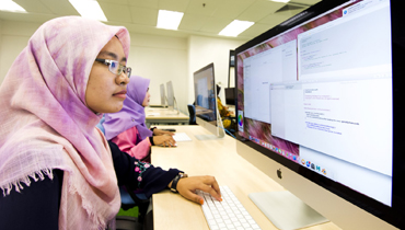 Master of Information Technology (Management Informatics)<br> - Mix Mode